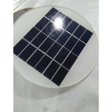 el panel solar redondo de 1.5With6V Polycrystaline con la calidad de Hight para la luz segura