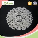 新しい方法様式4の美しい花の規則的な長方形の刺繍パッチ