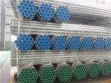 Q235B ASTM A53 GR. Tubo galvanizado acero de B BS1139 BS1387