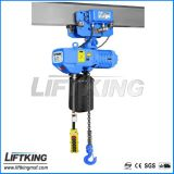 2t Overload Limited Electric Chain Hoist