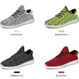 Heiß-Verkauf Breathable Schuhe 2016 des Ineinander greifen-Gewebe-LED