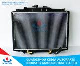 Radiateur en aluminium de pièces de moteur pour le radiateur Delica'86-99at MB356378 de Mitsubishi