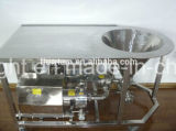 Líquido do aço inoxidável e misturador Inline sanitários do pó