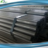 tubo de acero inoxidable inoxidable Pi-01 de la barandilla del balcón del tubo de acero 304 316
