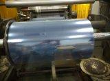 Vacío que forma la hoja rígida del PVC del claro