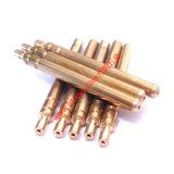 Алюминий/латунь/нержавеющая сталь/сталь металла OEM изготовленный на заказ шагнули штыри CNC подвергая механической обработке