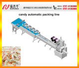 Candy Type Automatic Feeding Ligne d'emballage