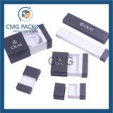 Boîte romantique à chocolat de cadeau avec la bande en soie (CMG-PCB-013)