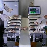 Machine assortie de poids semi-automatique pour des fruits de mer