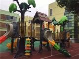 遊園地の催し物の屋外の運動場装置