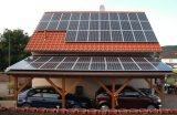 5kw su Grid Household Power Station/System (18 pannelli)