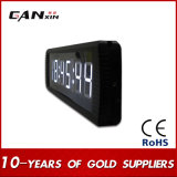[Ganxin] reloj al por mayor del reloj de alarma LED de Digitaces de la alta calidad