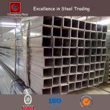 Tubulação de aço quadrada do carbono com tratamento galvanizado