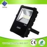 屋外のConstruction Epistar High Power Spots 100W LED Floodlight