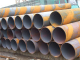 Pipe en acier ronde soudée d'ASTM A106
