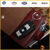 Nuevo bolso elegante de cuero de la llave del coche