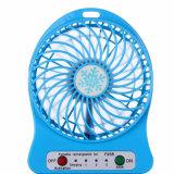 O ventilador o mais novo da bateria de lítio do Portable 18650 recarregável (PP-V02)