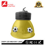 Ue dell'Au 200W noi alto dispositivo della baia del LED con l'IEC del FCC del Ce