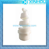 Bocal plástico deObstrução do conetor do Sandblasting espiral de Spjt