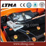 Ltmaの手動油圧フォークリフト1.5tの3車輪の電気フォークリフト