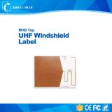 Embleem die de Stabiele Markering van het Windscherm van Prestaties Vreemde H3 UHF afdrukken