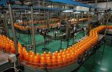 Accomplir la chaîne de production de jus