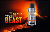 본래 Tfv8는 6.0 Ml 탱크 /Black/Silver Tfv8 Vape 여송연 & 전자 담배를 도매한다