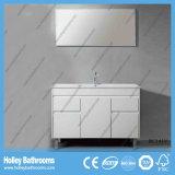 Mémoire moderne populaire de salle de bains de type de l'Australie avec deux miroirs et bassins (BC117V)