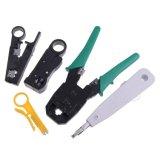 11 in 1 kit di strumento professionale di riparazione di manutenzione del calcolatore di rete