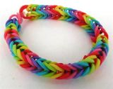 GroßhandelsCustom Designed Colorful Rainbow Bracelet mit Cheaper Price