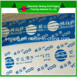 Animale domestico Material e Warning Use Tamper Evident Security Sealing Tape