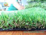 Tappeto erboso artificiale dell'erba di Multiclolor per l'abbellimento del giardino