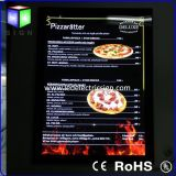 Éclairage LED en aluminium Box de Magnetic Frame Advertizing pour Advertizing Display