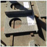 Countertop van het Graniet van het Zinkwit voor het Project van de Keuken en van de Badkamers