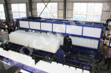 Máquina de gelo de congelação rápida do bloco