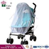 Bella rete di zanzara del passeggiatore del bambino