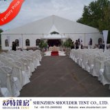 Outdoor di lusso Party Tents con Lining Curtain Decoration