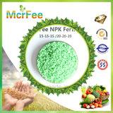 Água de NPK - fertilizante solúvel 20-20-20+Te