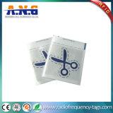 Modifiche ad alta frequenza tessute di passivo RFID per la gestione dei vestiti