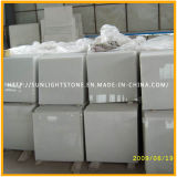Chine Crystal White Marble Marble for Pavé Stone et Countertop