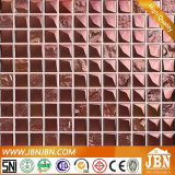 Glossy Rose Golden Art Glass Mosaic (G823015)