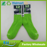 Abult Boy Middle Tube Sweat und Antifriction Polyester Fiber Sports Sock