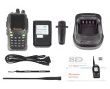 Wouxun Radio van VHF van de Band 136-174MHz & 400-480MHz van Kg UV8d de Dubbele UHF