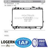 Auto radiador Hy-049 para Hyundai KIA Entourage'07-/Sedona'06- em Dpi: 2898