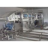 Machine de remplissage automatique de l'eau minérale de choc de position de baril de 5 gallons de prix usine