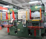 Machines en caoutchouc de presse chaude de vide pour les composants moulés