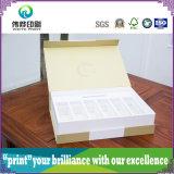 Caixa de empacotamento da impressão cinzenta do papel de placa (com a EVA para o cosmético)