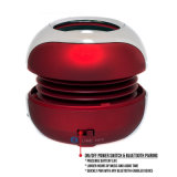 De Draadloze Professionele MiniSpreker Bluetooth van de rode Kleur