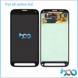 Индикация LCD мобильного телефона для плоское экран Active галактики S5 Samsung