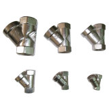 ステンレス鋼の精密によって失われるワックスの投資鋳造ポンプ部品